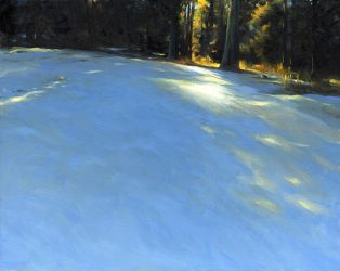 Sonata of the Snow by Michael Mao OPAM by OilPaintersofAmerica