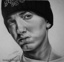 Eminem by Clasp13