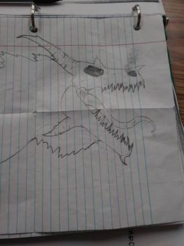 I Got Bored by JacoBaryonyx
