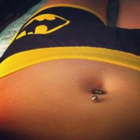 Belly Button by PrincessInMyOwnMind