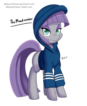 TheMaud-erator by TheDemonFox666