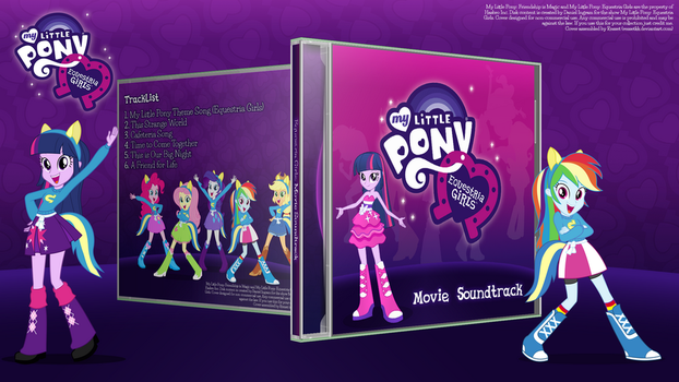 My Little Pony: Equestria Girls Soundtrack by Ressetkk