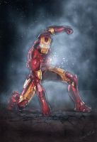 Ironman by CelebrielIsilel