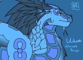 Non-WoF Wave Design by Hurricane-Rising