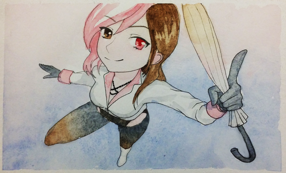 Watercolor Neo by jay156