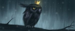 Hail to the Owl King by itemb