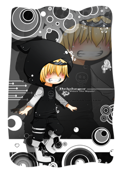 KHR: The Prince's New look by Abhie008