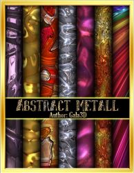 Texture abstract metall by Gala3d