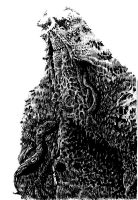 swamp thing by laseraw