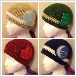 The Four Elements (Avatar The Last Airbender) by Raychull7