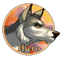DotW Medallion - Hiero by KelpGull