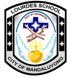 Lourdes Logo reproduced by koisoujiro