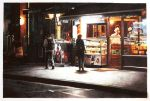 nighthawks- ball point pens on paper by paoloamico87