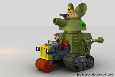 Army Surplus Special by joeliveros