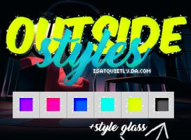+Outside Styles by ISatQuietly