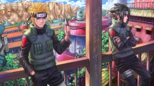 Hidden Leaf Village by NarutoUzumaki45