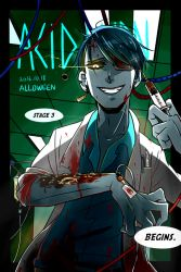 Dr. Pain by Alloween