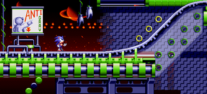 Space Island Zone(Gust Planet Overture Request) by PicsAndPixels