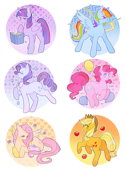 mlp by lumioces
