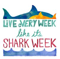Shark Week - 30 Rock by myprettycabinet