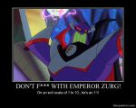 Don't (BLEEP) with Emperor Zurg! by menslady125