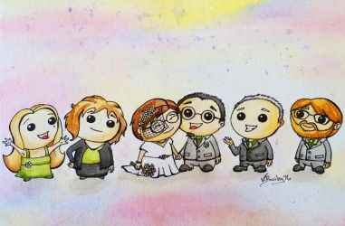 Family by Umberink