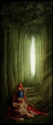 Bloody Red Riding Hood by DanielaUhlig