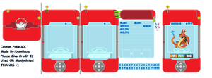 Custom Pokedex by Dervilacus