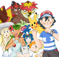 Alola!! by Monstermanic59