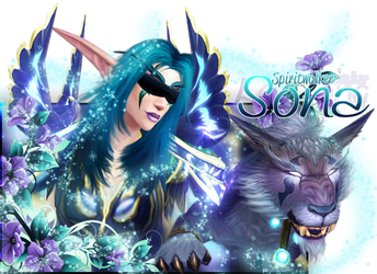 Sona Chat Cover by Shyama88