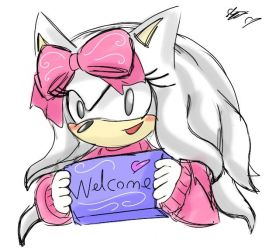 Welcome! by sarahlouiseghost