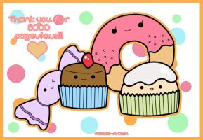 Kawaii Sweets by Mitsuko-m-Chan