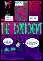 The Experiment - 01 by DeerthingsArt