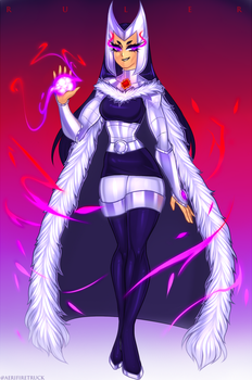 Blackfire by AeriFiretruck