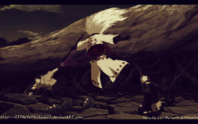 Naruto 674 Disappears From This World by IITheYahikoDarkII