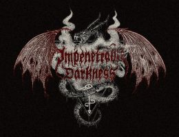 Impenetrable Darkness logo by MartinSilvertant