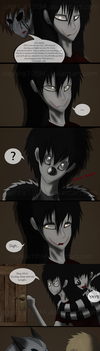 Adventures With Jeff The Killer - PAGE 50 by Sapphiresenthiss