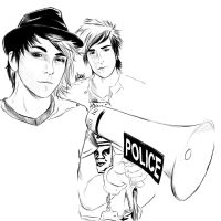 All Time Low WIP by FacelessMachine