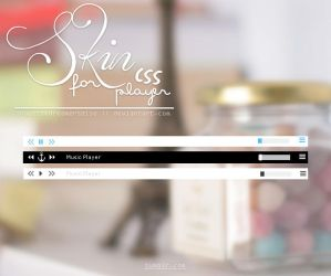 Skins - CSS Player .2 by coral-m