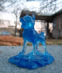 Ginga Figures: Attack Weed by Bloodthirstwolf