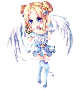 CM: Angel by Candy-DanteL