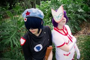 Megacon 2012: Android love by Greaser-Photography