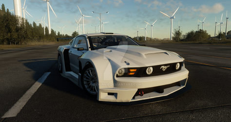 The Crew   Ford Mustang GT 2011 (performance) by 3xhumed