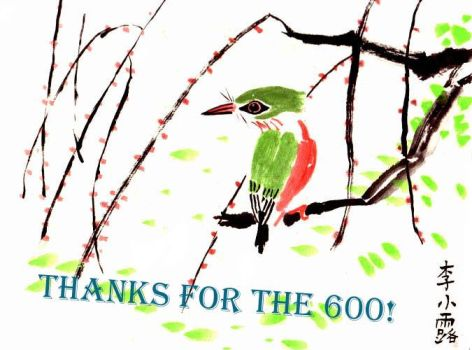 +THANKS FOR 600 HITS+ by ichigopixiwings