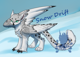 [Personal] - Snow Drift by KitlingArts