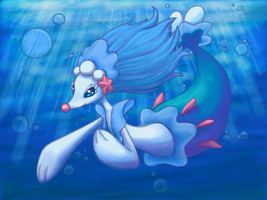 Primarina by shinyUmbreon12