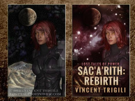 The Sac'a'rith: Rebirth by VydorScope