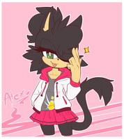 Alex :P by AlexRockCat