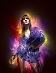 Advanced Photoshop Cover-Tut 2 by ElenaSham