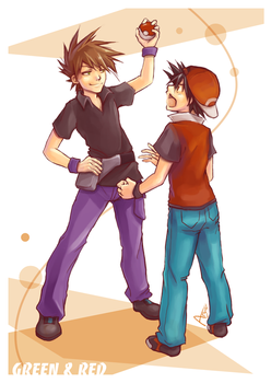 PKMN: Stop showing off by Anyarr